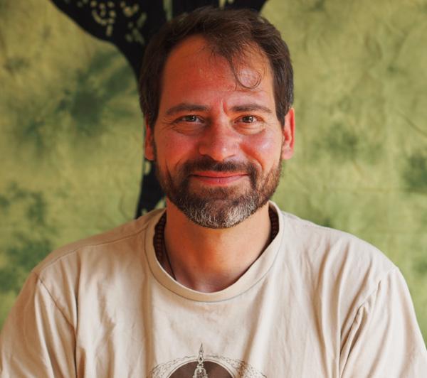 Dirk Turlach - Yoga und Meditationslehrer